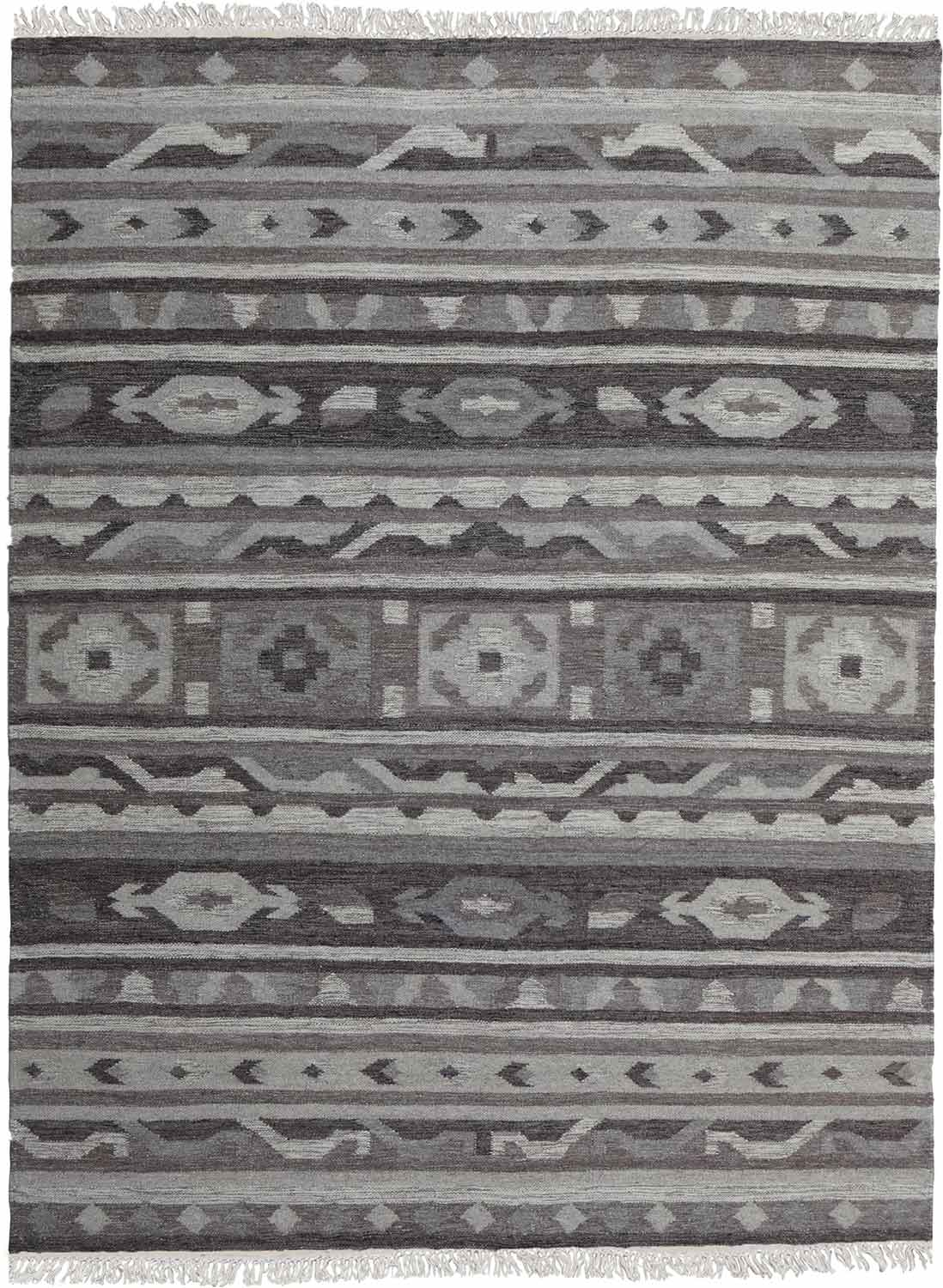 Ren-Wil RCAN-01-810 Canyon Rug - Multi color