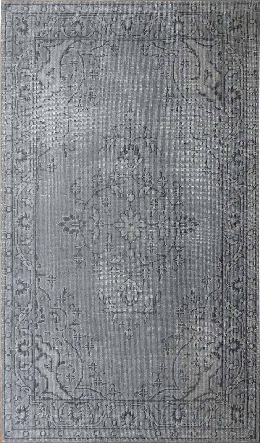 Ren-Wil RCHA-01-810 Chambray Rug - Grey