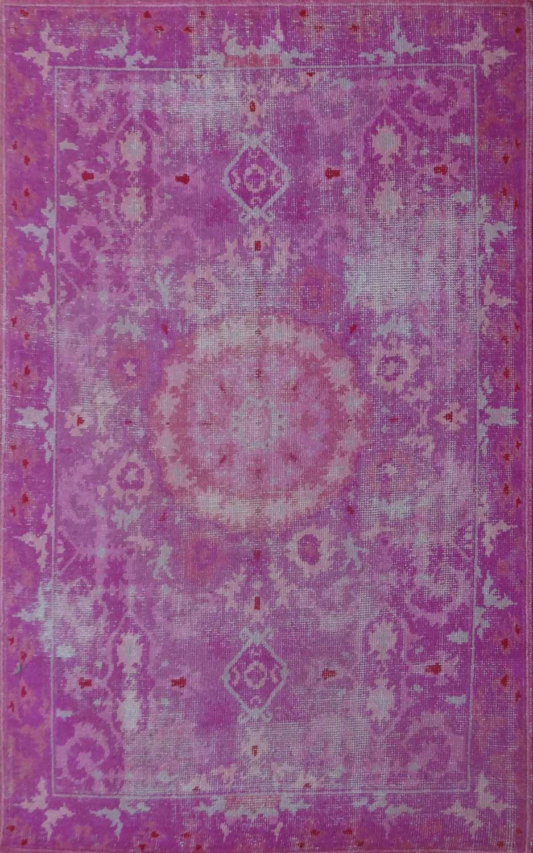 Ren-Wil RORG-01-58 Organdie Rug - Pink