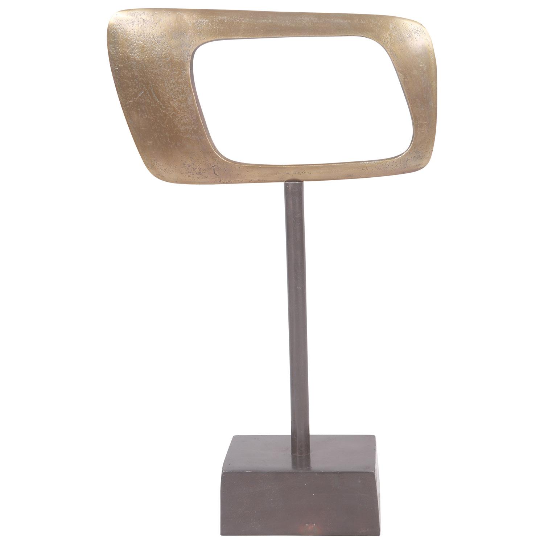 Ren-Wil Andrews Sculpture - Brass Antique/Bronze