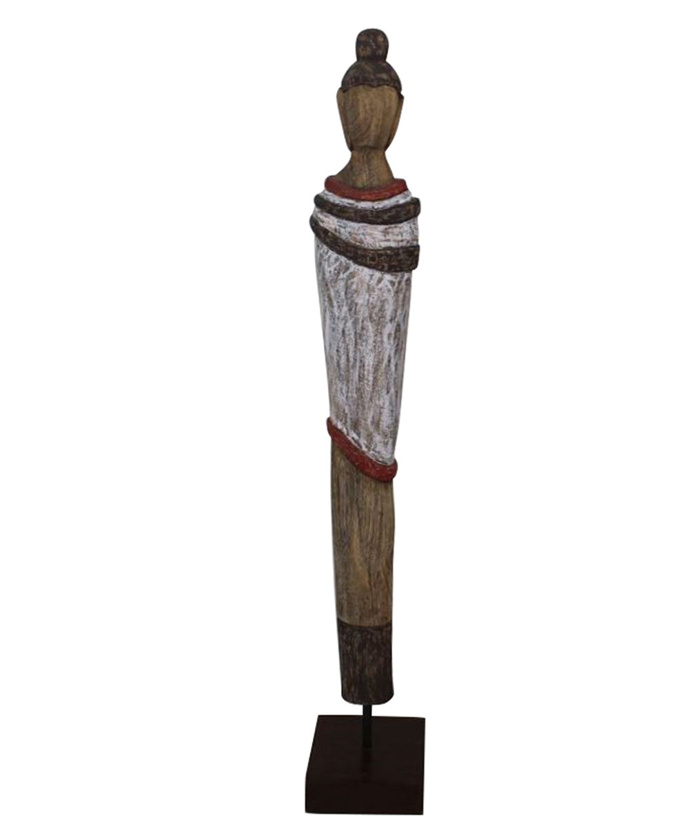 Ren-Wil Picton Sculpture - Brown