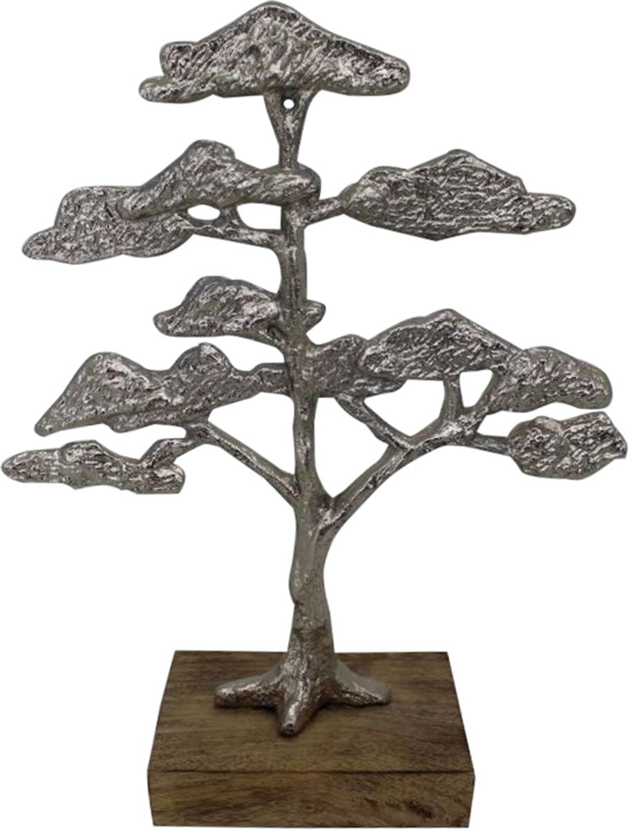 Ren-Wil Arvore Sculpture - Silver