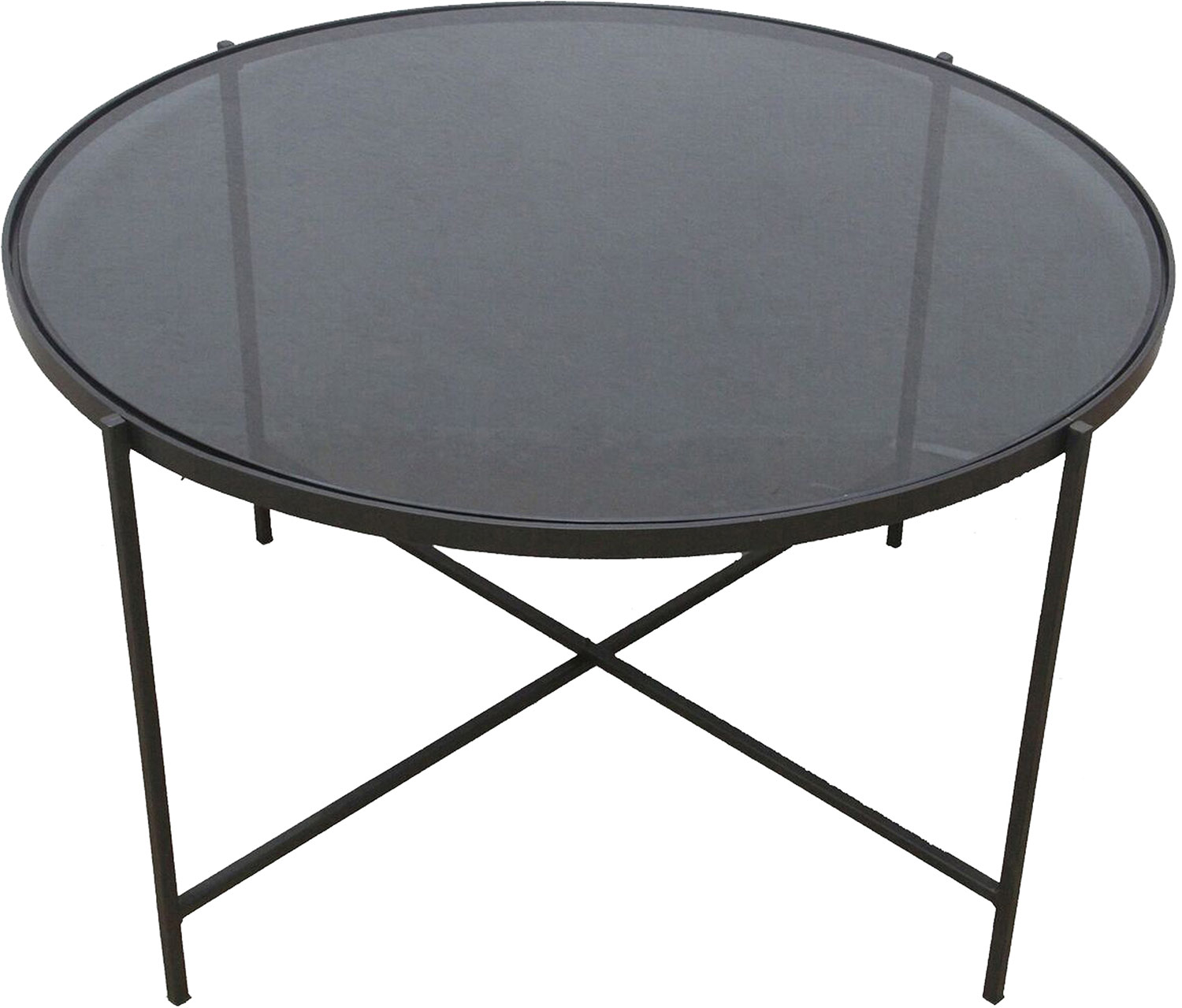 Ren-Wil Blaine Coffee Table - Black Powdercoat