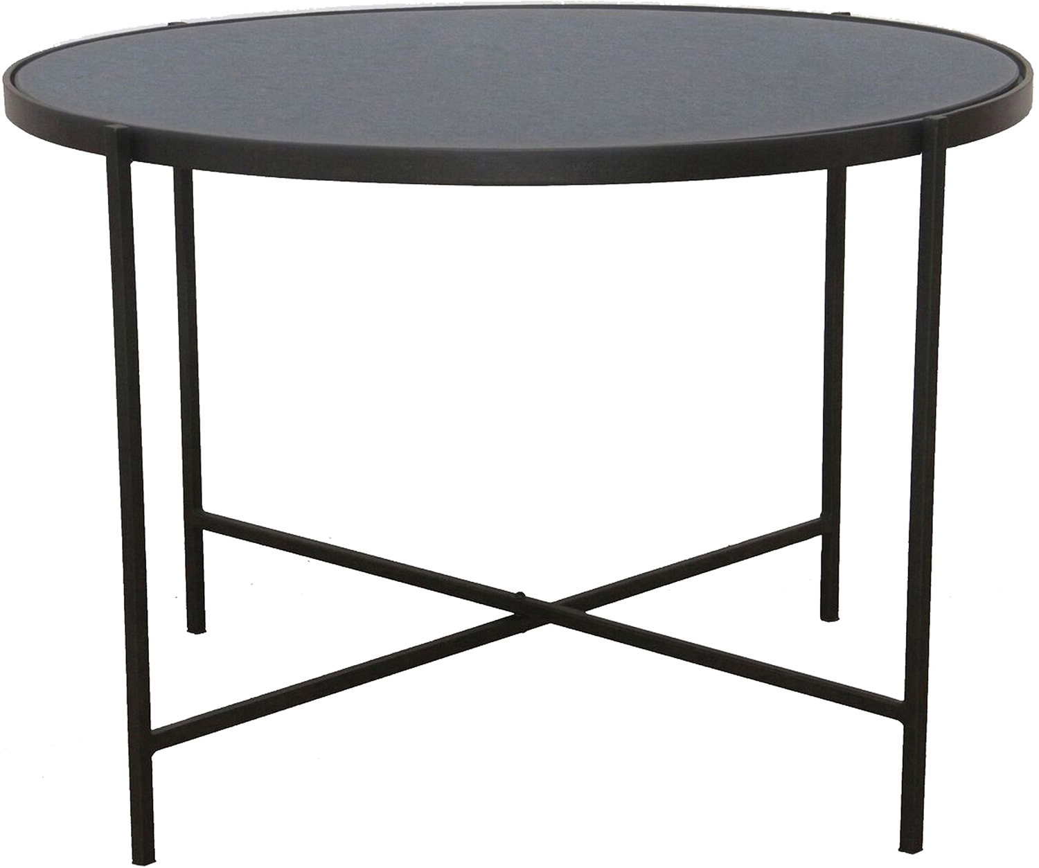 Ren-Wil Brantley Coffee Table - Black Powdercoat