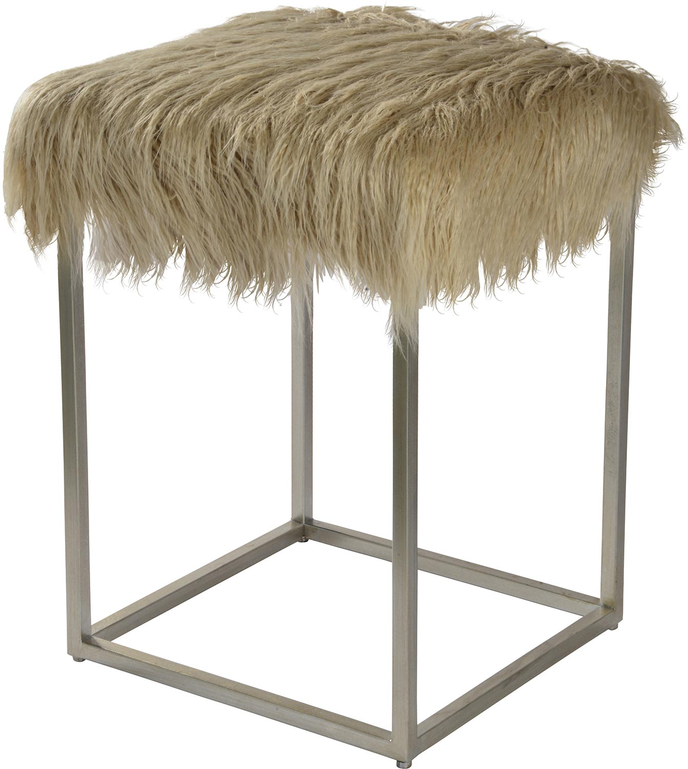 Ren-Wil Sands Stool - Silver Leaf