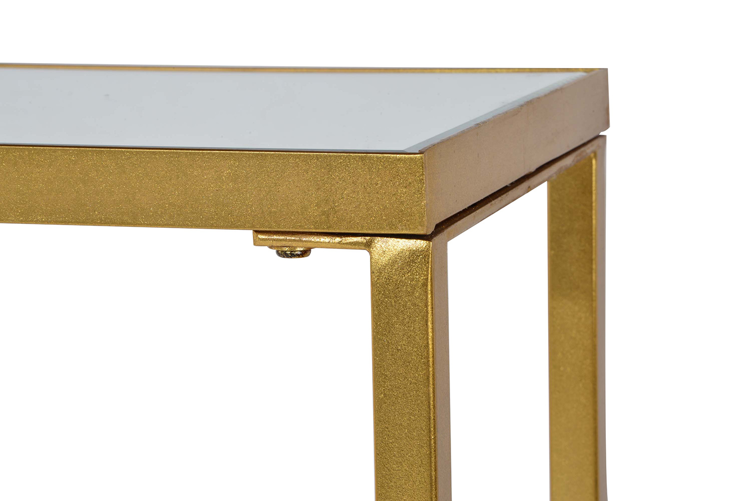 Ren-Wil Havana Console Table - Gold Leaf