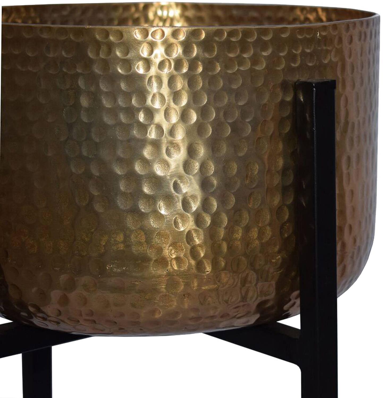 Ren-Wil Lebren Planter - Brass/Black