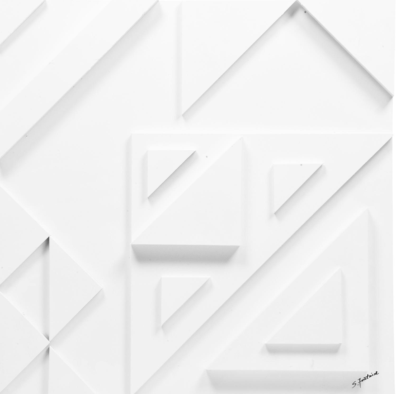 Ren-Wil Vector III Wall Decor - Matte