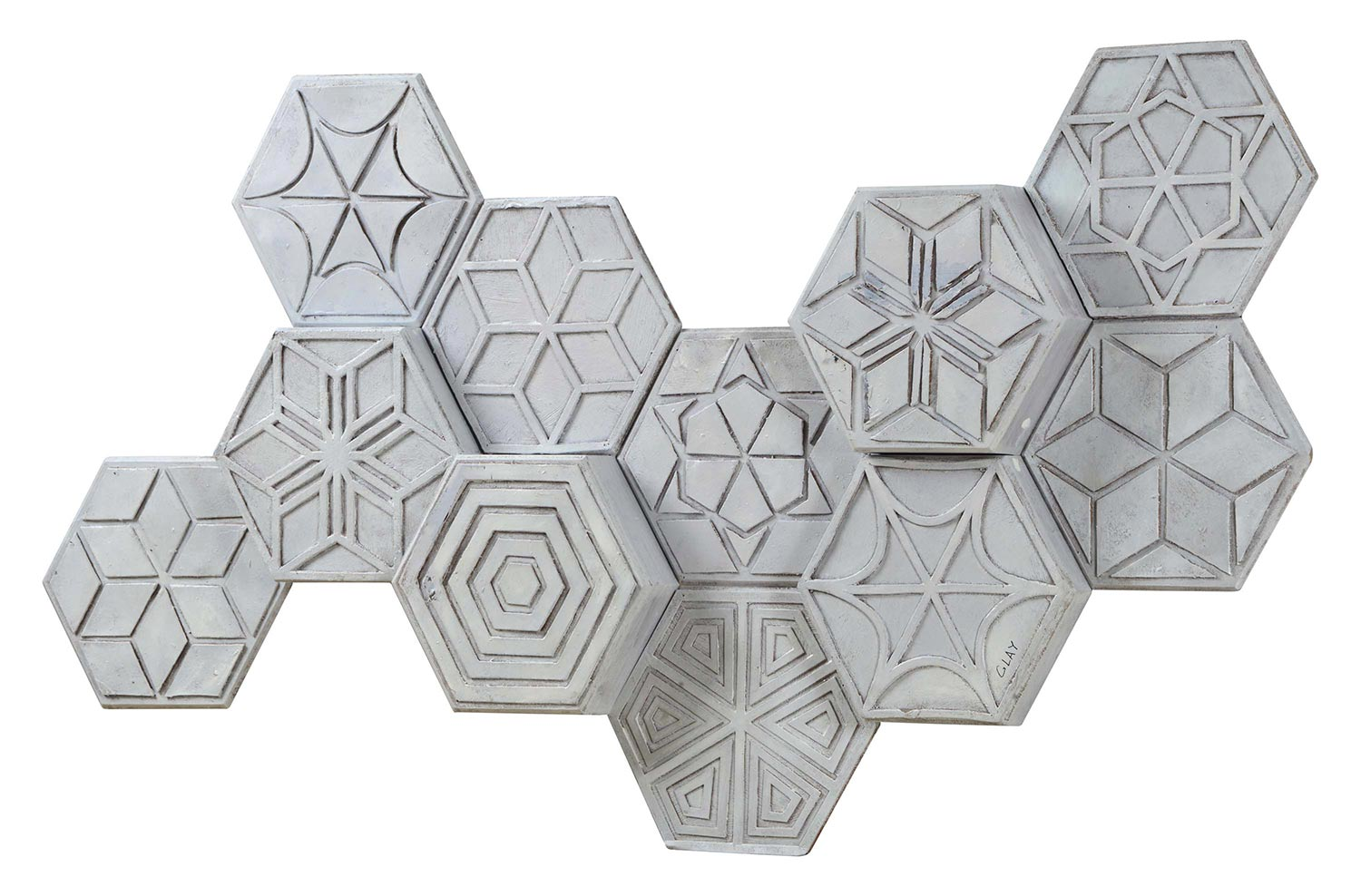 Ren-Wil Cornell Wall Decor Painting - Gray