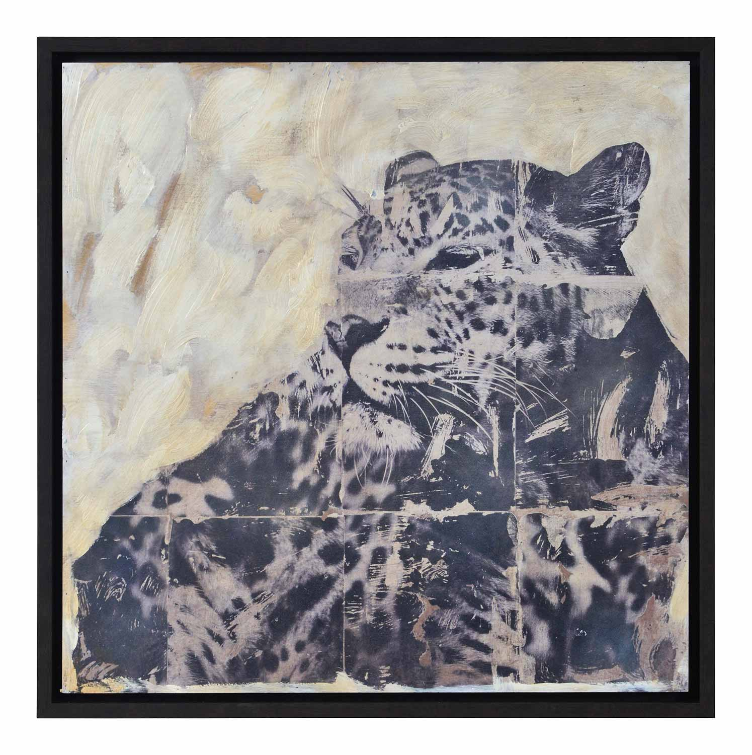Ren-Wil Wyler Wall Decor Painting - Black