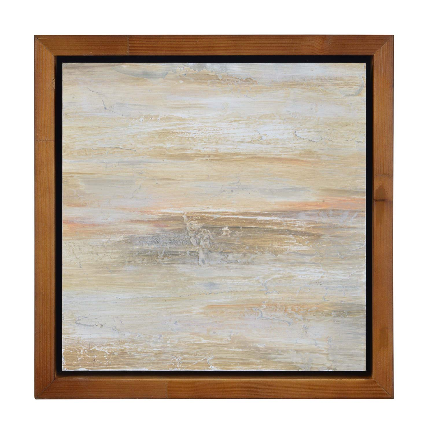 Ren-Wil Simone Wall Decor Painting - Brown
