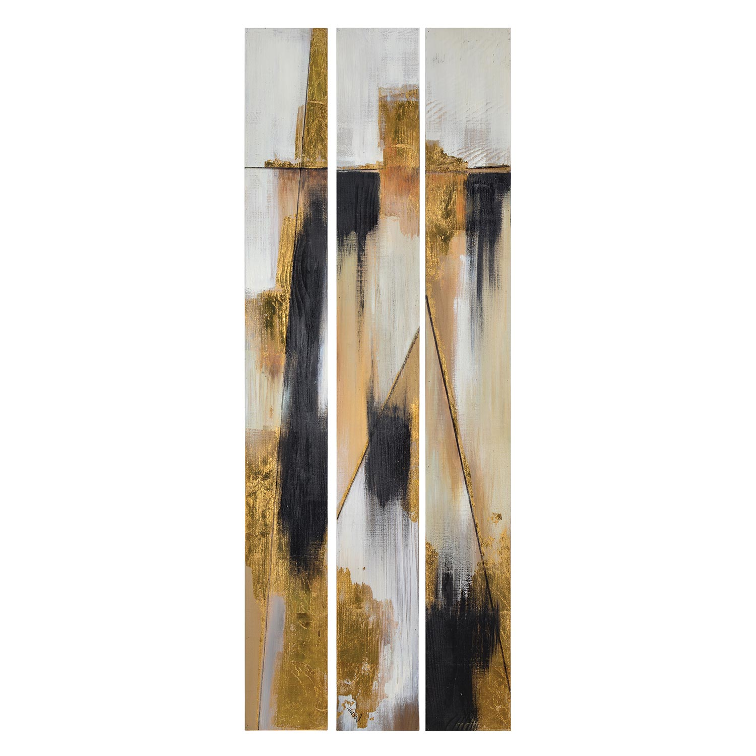 Ren-Wil Twist Wall Decor Painting - Multicolor