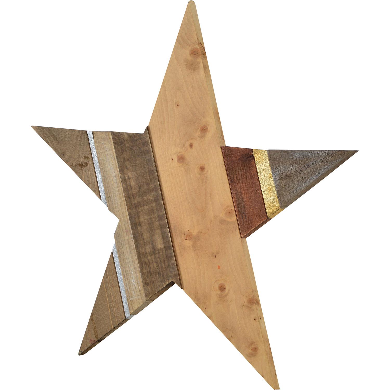 Ren-Wil Aban Alternative Wall Decor - Silver/Gold Foil