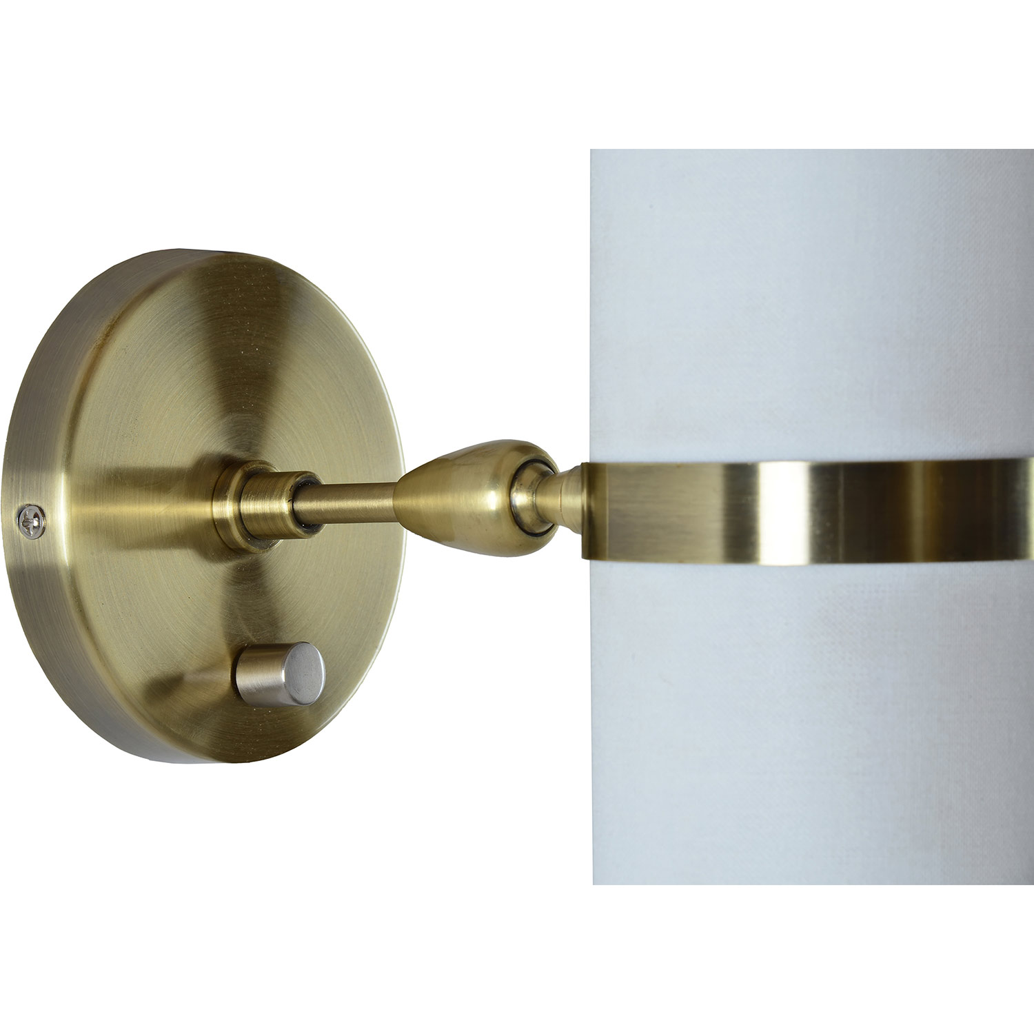 Ren-Wil Holtham Wall Sconce - Antique Brass