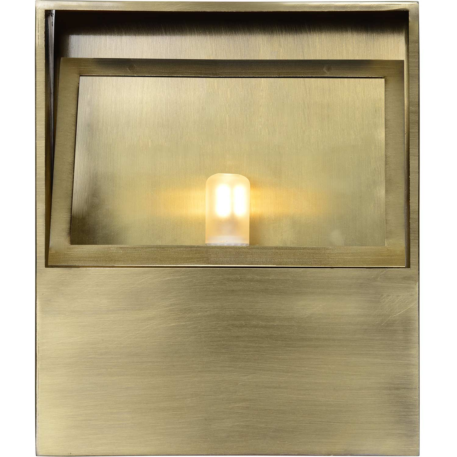 Ren-Wil Glenmore Wall Sconce - Antique Brass
