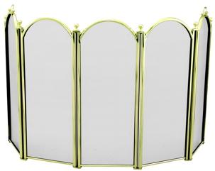 UniFlame 5 Fold Pb Large Diameter Screen-Uniflame