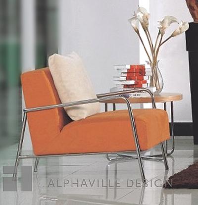 Alphaville Design Dicaprio Lounge Chair-Alphaville