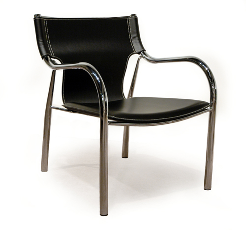 Alphaville Design Massimo Lounge Chair-Alphaville