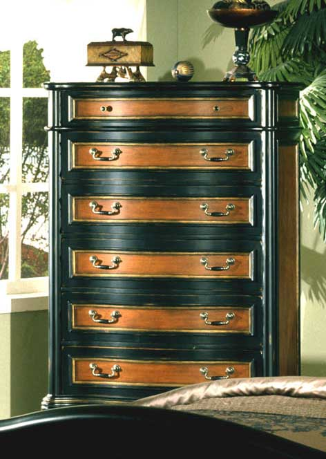 Photo of Signature Home Lafayette 6-Drawer Chest (Bedroom Furniture, Bedroom Set, Bedroom Collection, Chests, Tall Chest, Tall Dressers)