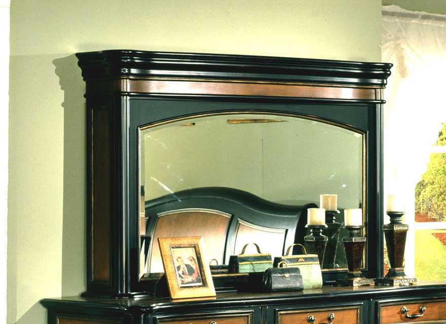 Signature Home Lafayette Mirror TV Hutch Top