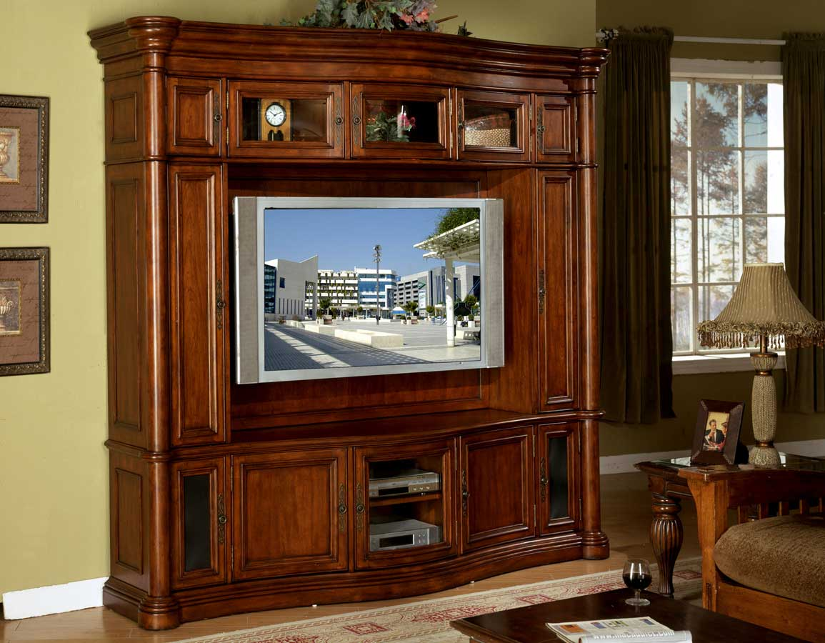 Cheap Signature Home Lafayette Entertainment Collection