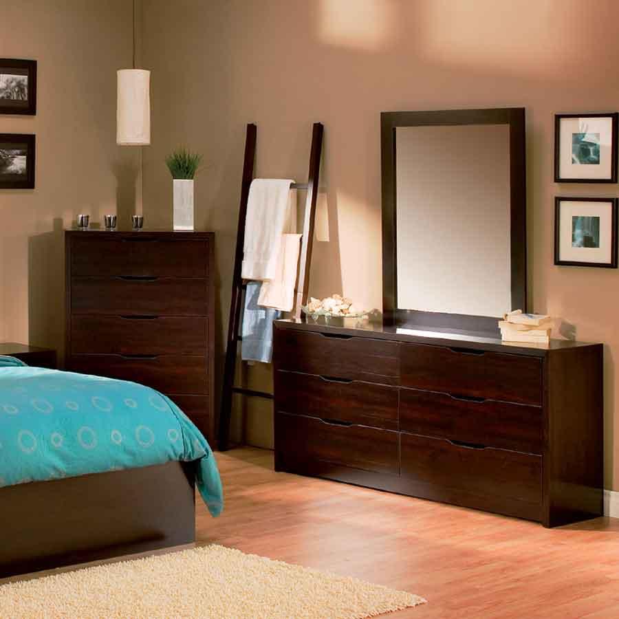 South Shore Sereno Sauvignon Romance Master Bedroom Collection
