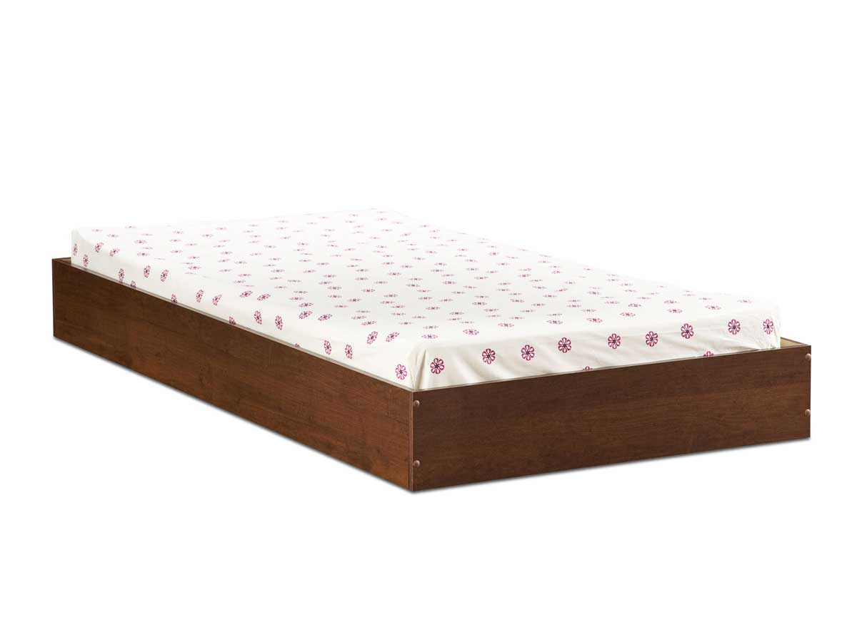South Shore Jumper Classic Cherry Twin Trundle Bed