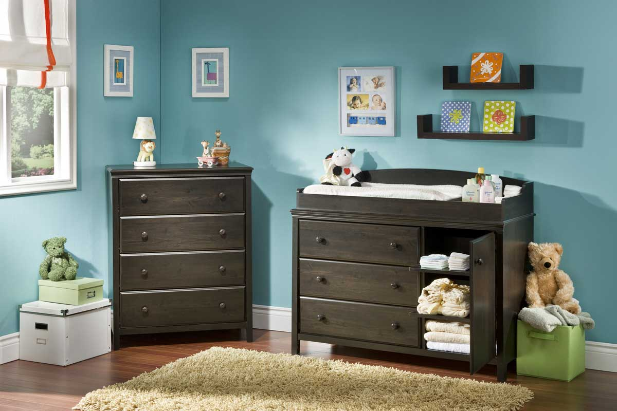 Buy South Shore Cotton Candy Ebony Nursery Collection Online Confidently
