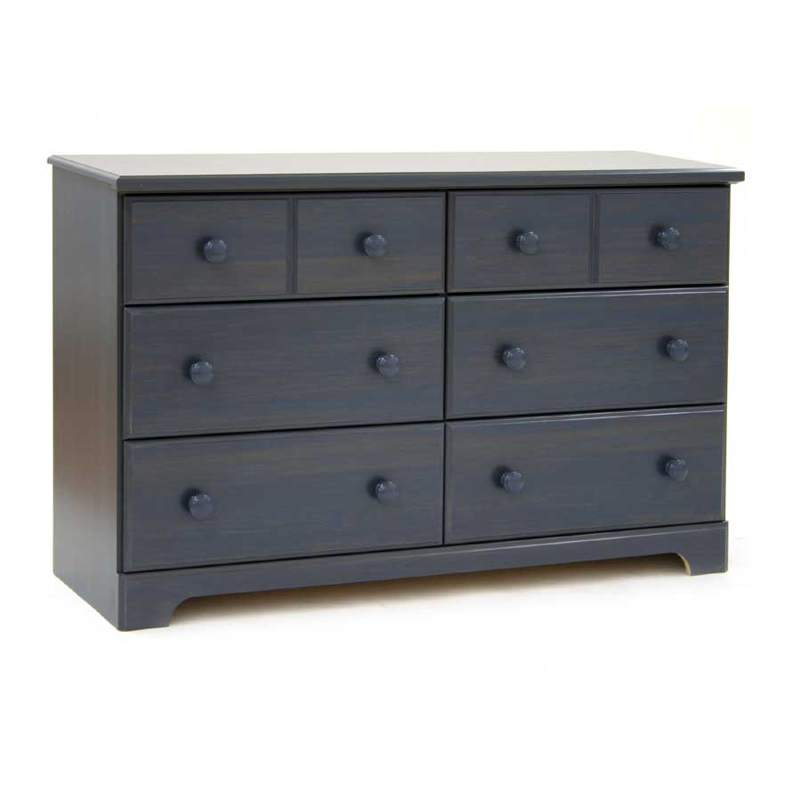 South Shore Summer Breeze Blueberry Dresser