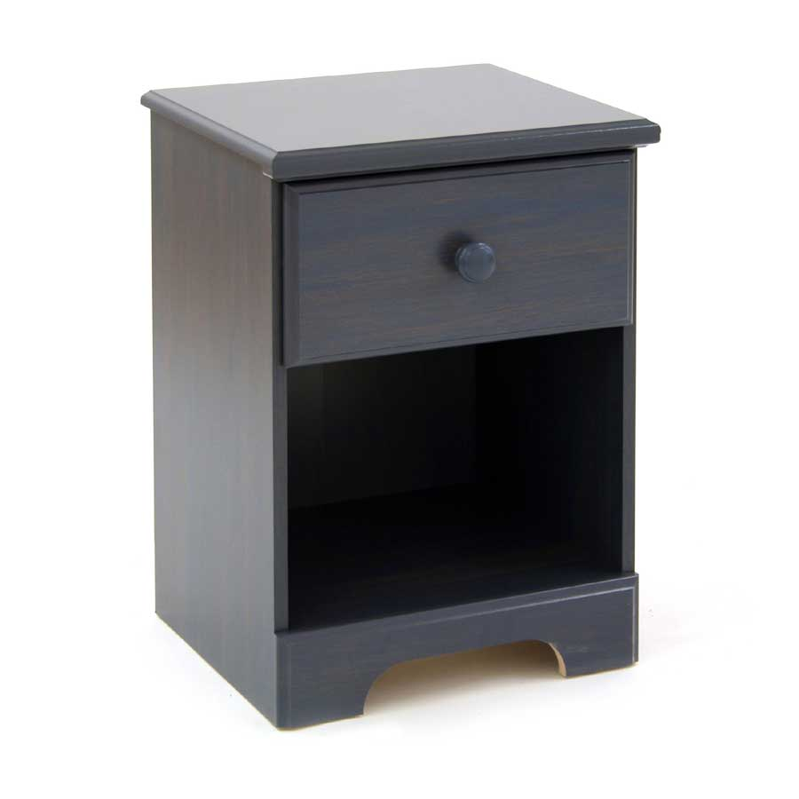 South Shore Summer Breeze Blueberry Night Stand