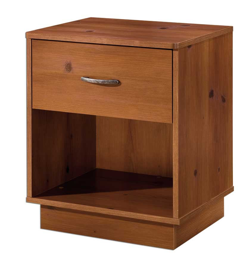 South Shore Logik Sunny Pine Night Stand