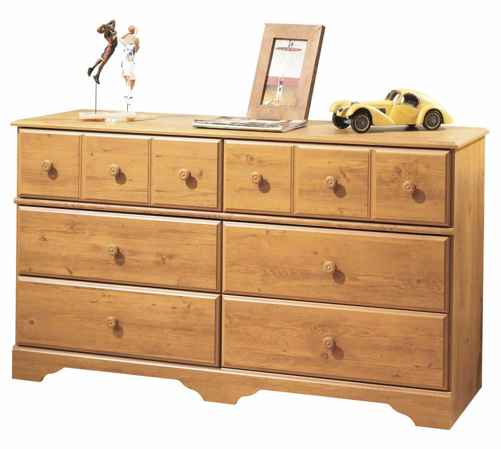 Country Pine Kids Bedroom Collection 3432 SET
