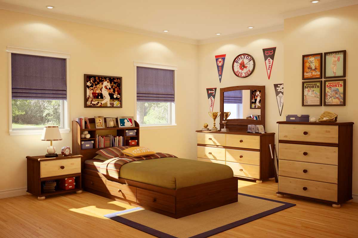 South shore bedroom sets