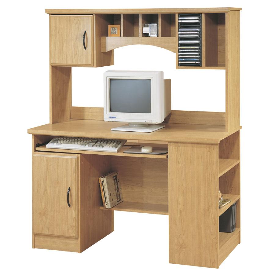 Buy South Shore Morgan Honey Oak Corner Desk Online