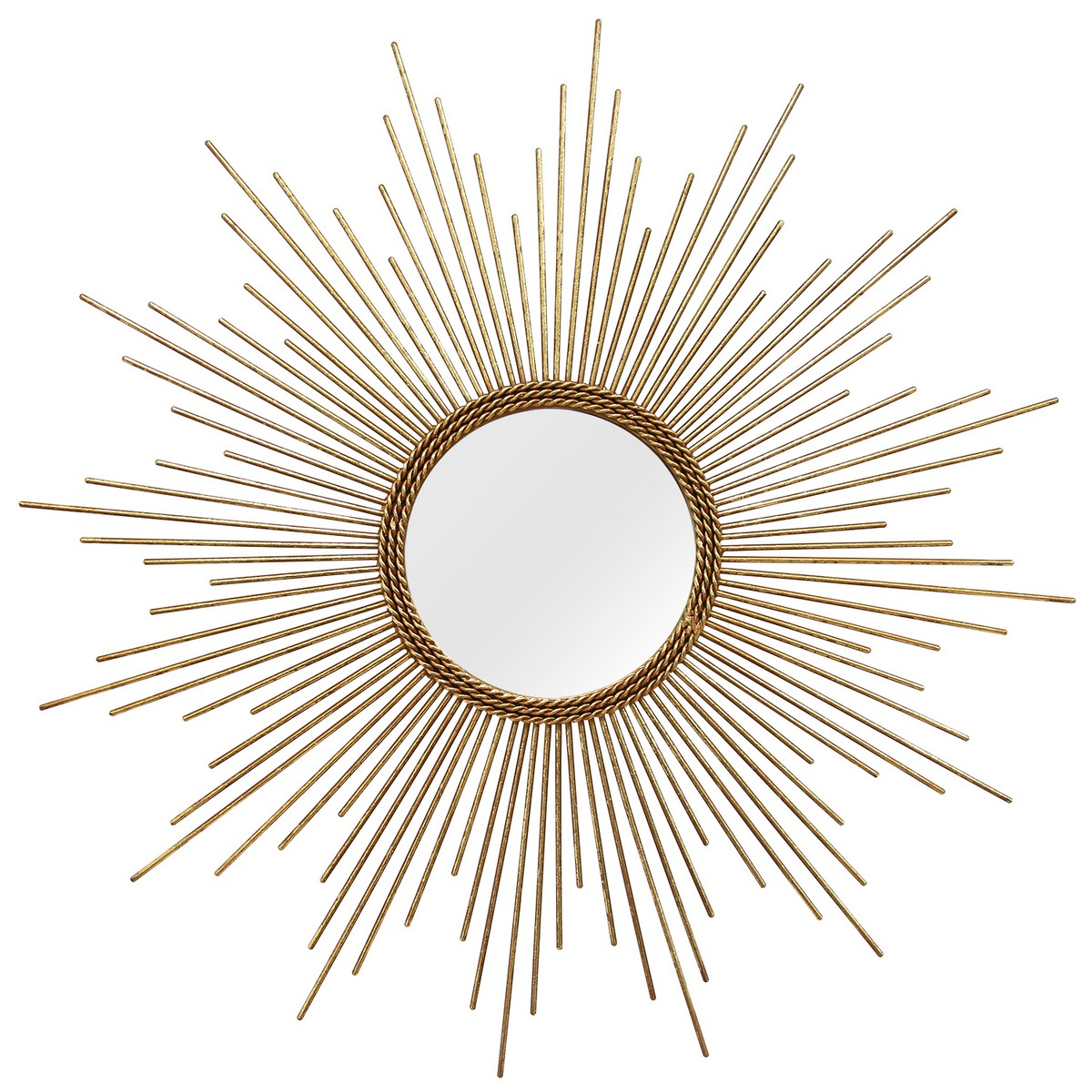 Stratton Home Decor Andrea Wall Mirror - Gold
