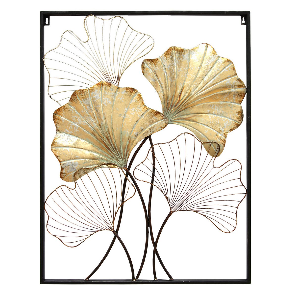 Nice Stratton Home Metal Wall Decor Component - All About Wallart ...