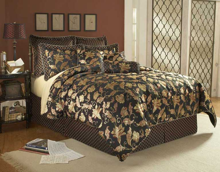 Southern Textiles Gentry Bedding 82EQGEN