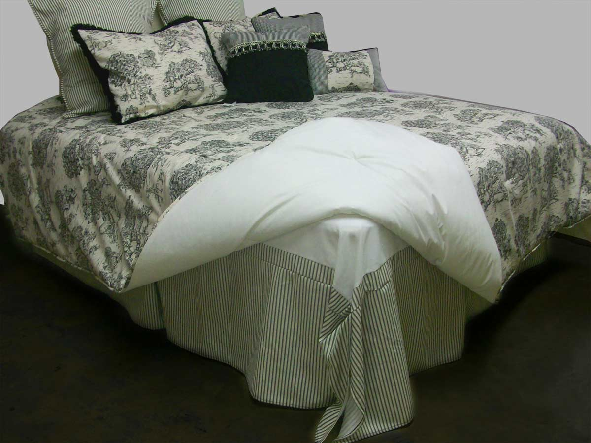 southern textiles jolie ebony daybed bedding