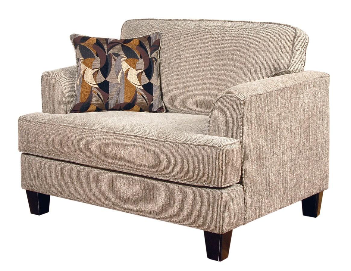 Serta Upholstery Tribeca Sofa Set Soprano Beige SU