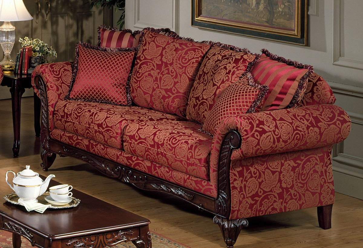 Info about Serta Upholstery SU S MM Tai Sofa Magenta Product Photo