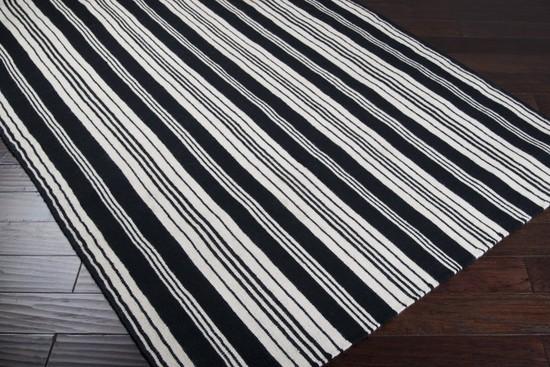 Surya Farmhouse Stripes FAR-7001 Area Rug