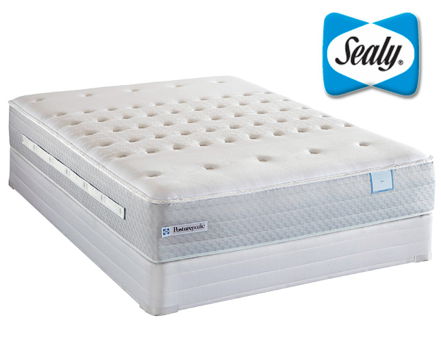 Sealy Posturepedic Cushion Firm Innerspring Mattress