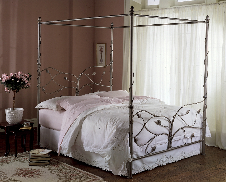 Fashion Bed Group Secret Garden Canopy Bed