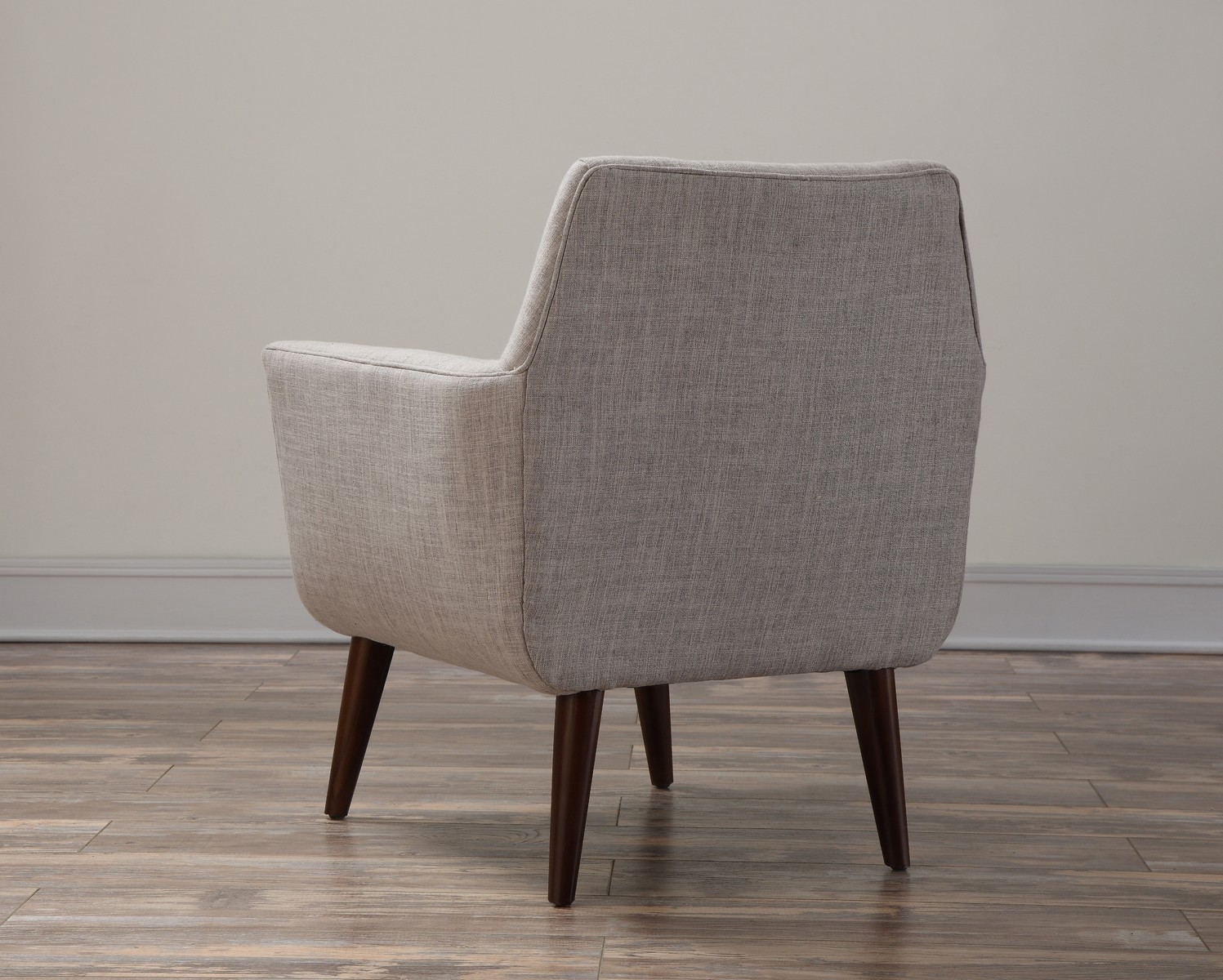 TOV Furniture Clyde Beige Linen Chair