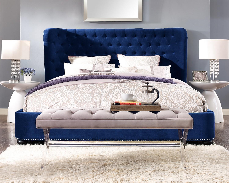 tov furniture bedroom furniture - beds at homelement