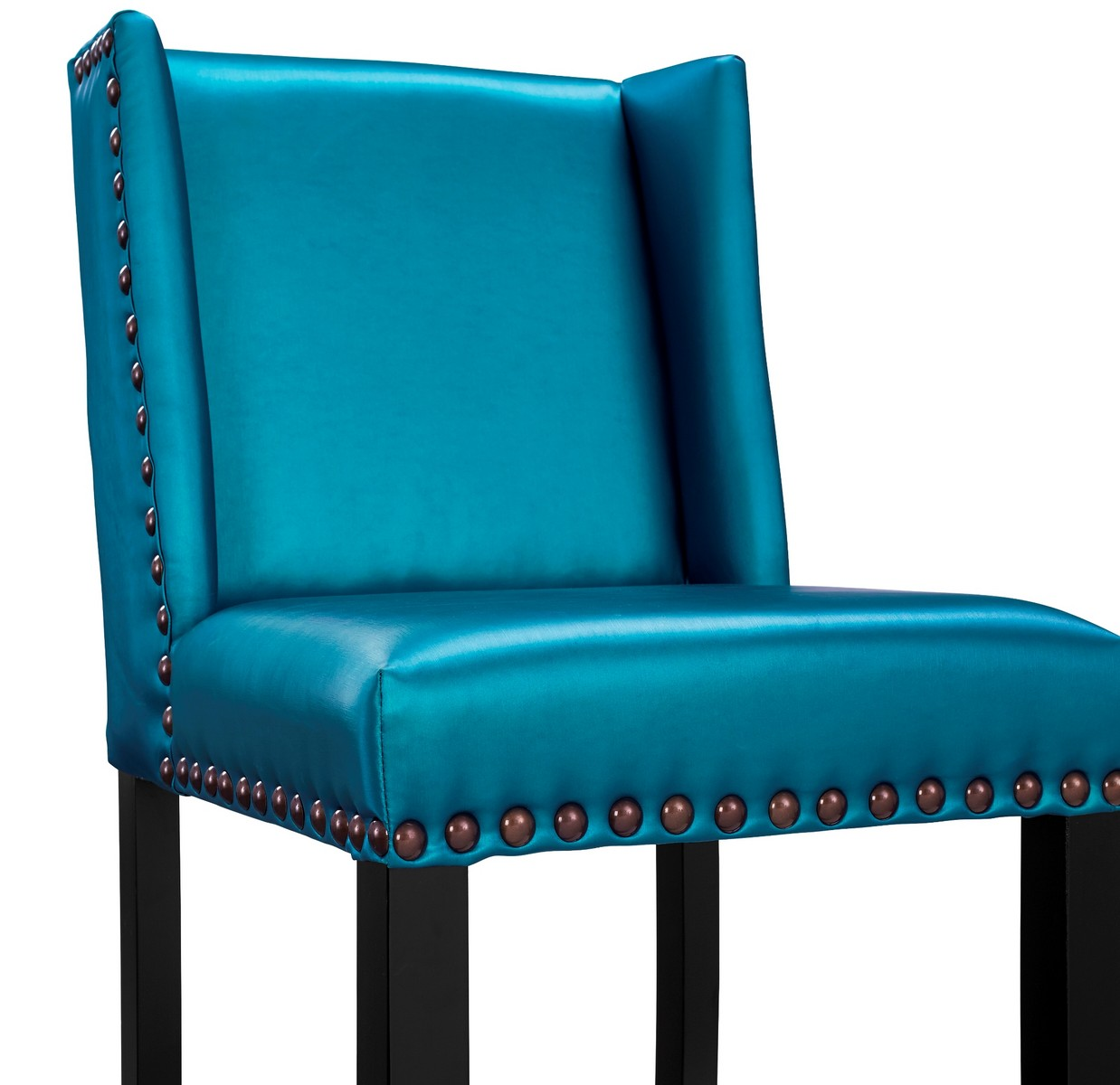 Tov Furniture Denver Blue Bar Stool Bs13 At Homelement Com