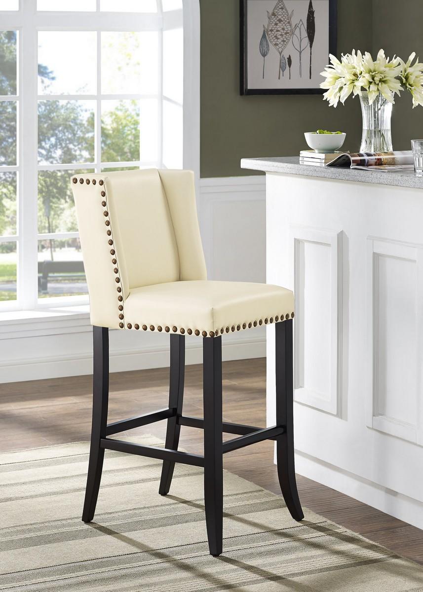Tov Furniture Denver Cream Bar Stool Bs15 At Homelement Com