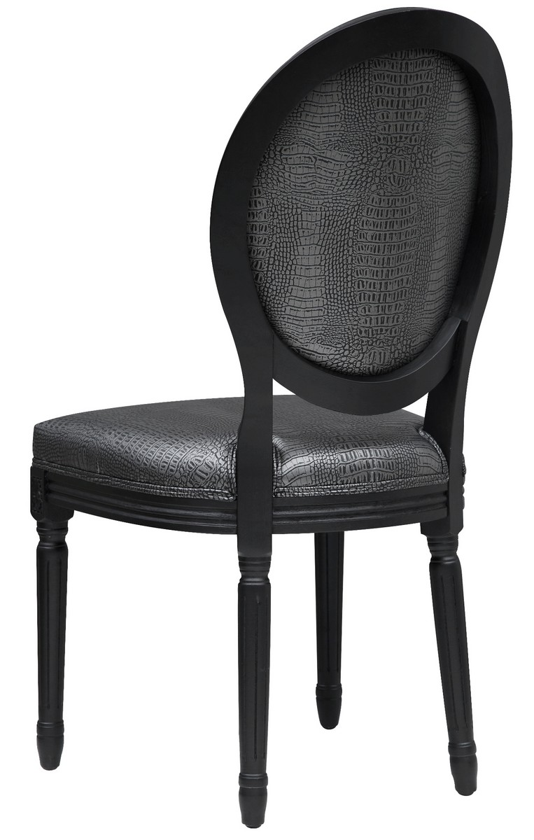 TOV Furniture Philip Croc Dining Chair - Set of 2