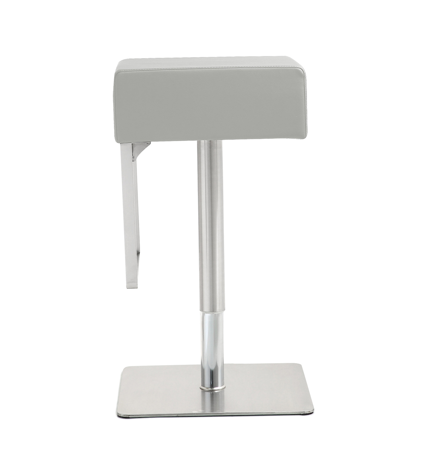 TOV Furniture Seville Barstool - Light Grey