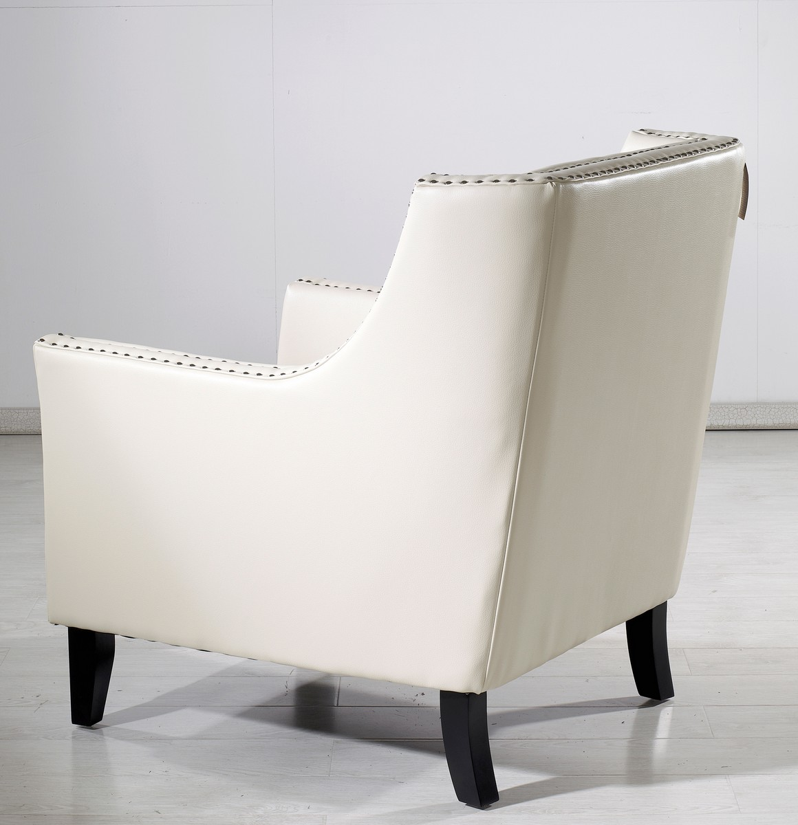 TOV Furniture Midtown Leather Club Chair